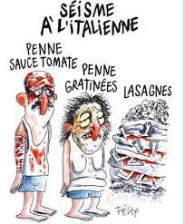 Charlie Hebdo Italienne