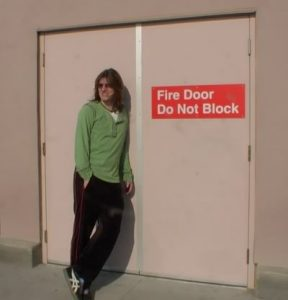 battute di Mitch Hedberg fire_exit