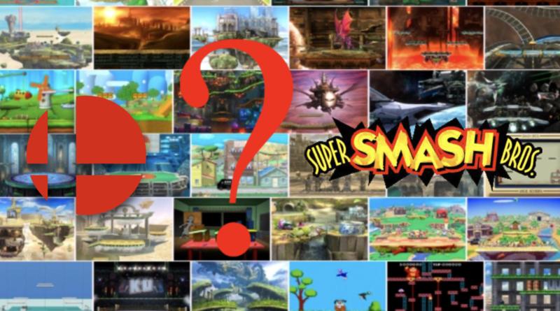 scenari di Super Smash Bros.