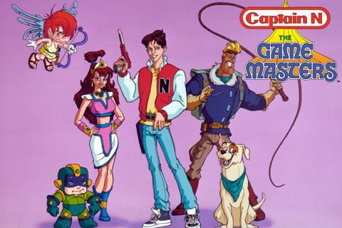10 personaggi del cartone animato Un videogioco per Kevin