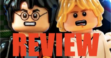 1 review of Harry Potter vs Luke Skywalker